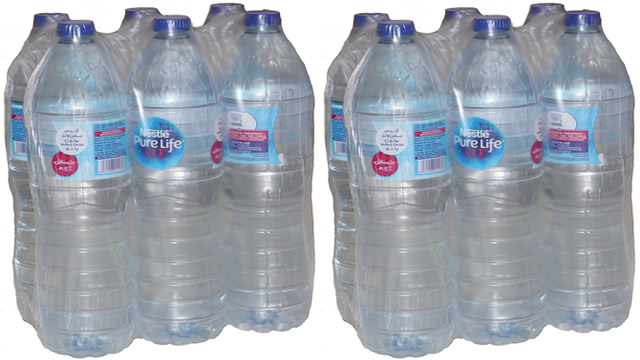 Nestle Water pack
